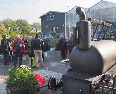 Uit Je Eigen Stad, la ferme urbaine d'Utrecht aux Pays-Bas