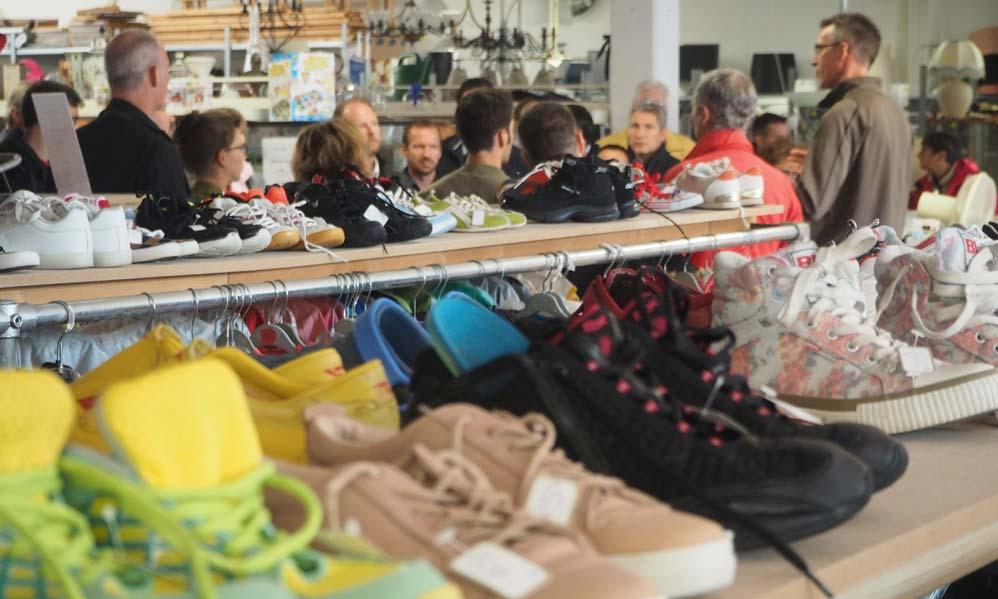 Boutique Emmaus T Groene Sticht