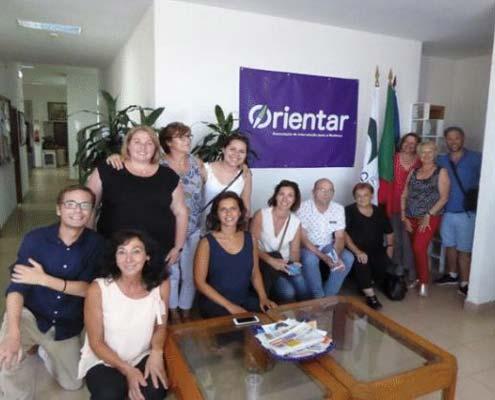 Lisbonne Projet «Orientar Project»