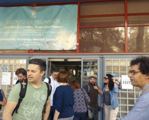 Projet «The Madrid Neighbourhood Employment Plans»