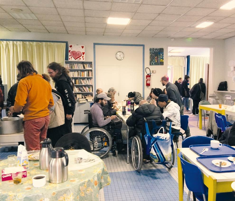 Village solidaire des 5Ponts - Nantes // Centre d'accueil Ôvives