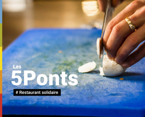 5Ponts - Restaurant solidaire