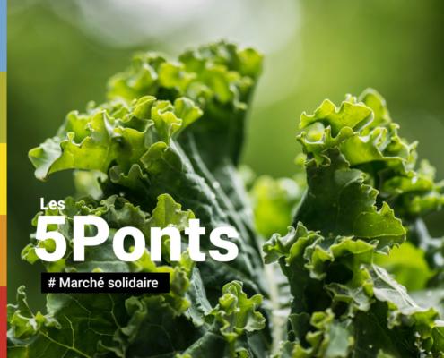 5Ponts - Marché solidaire