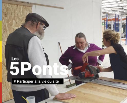 5Ponts - Participer à la vie du site